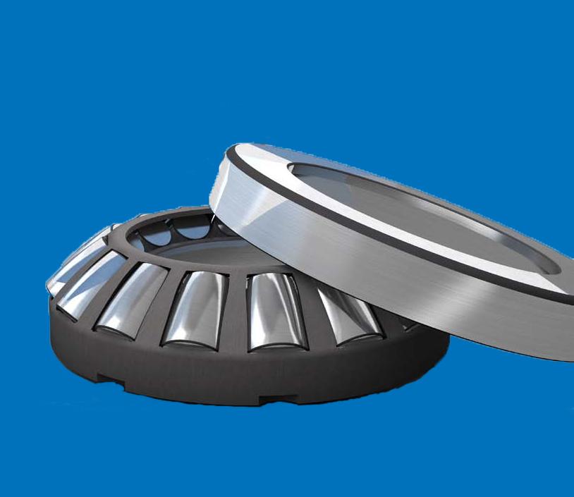 Rulmenti axiali oscilanti cu role butoi