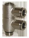 Racorduri pneumatice rapide tip MA 41
