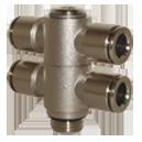 Racorduri pneumatice rapide tip MA 42