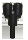 Racorduri pneumatice rapide tip MB 30