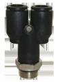 Racorduri pneumatice rapide tip MB 31