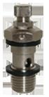 Accesorii pneumatice (drosel, robinet, amortizor zgomot) tip MV 16
