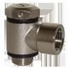 Accesorii pneumatice (drosel, robinet, amortizor zgomot) tip MV 17