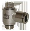 Accesorii pneumatice (drosel, robinet, amortizor zgomot) tip MV 181