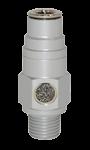Accesorii pneumatice (drosel, robinet, amortizor zgomot) tip MV 22