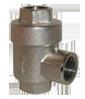 Accesorii pneumatice (drosel, robinet, amortizor zgomot) tip MV 27