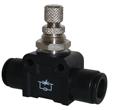 Accesorii pneumatice (drosel, robinet, amortizor zgomot) tip MV 342