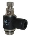 Accesorii pneumatice (drosel, robinet, amortizor zgomot) tip MV 361