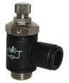 Accesorii pneumatice (drosel, robinet, amortizor zgomot) tip MV 371