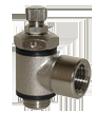 Accesorii pneumatice (drosel, robinet, amortizor zgomot) tip MV 40