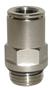 Accesorii pneumatice (drosel, robinet, amortizor zgomot) tip MV 55