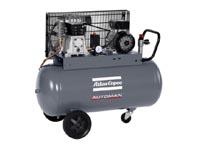 Compresoare cu piston lubrifiate cu ulei Automan