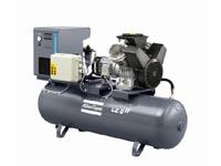 Compresoare cu piston lubrifiate cu ulei LE-LT